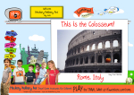 Rome, Italy (en) - (1) The Colosseum